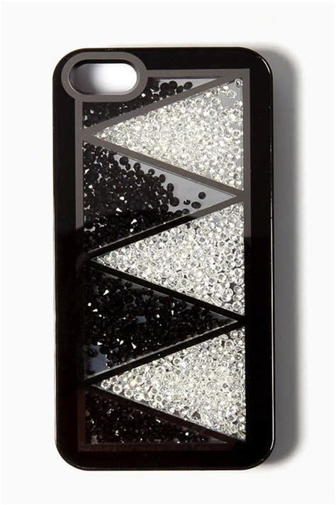glitter iphone cases   shimmery