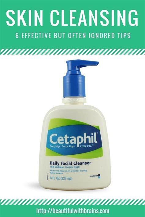 Bidara Skincare 4 6 simple but often ignored skin cleansing tips