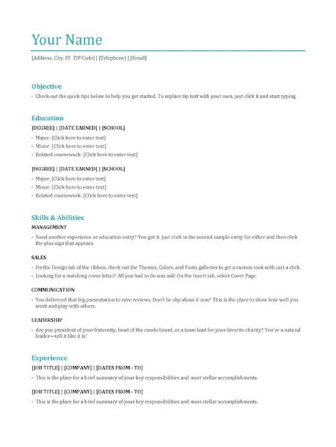 resume format functional resume and resume on