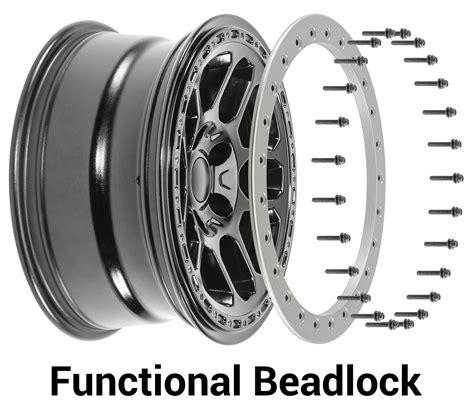 Jeep Wrangler Wheel Locks Mopar 174 Simulated Functional Bead Lock Wheel For 07 17