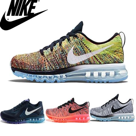 Nike Airmax Flyknit Premium Quality nike flyknit air max premium multi color awesome