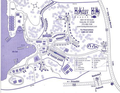 kentucky lake map pdf resort on lake barkley