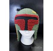 Awesome STAR WARS Boba Fett Knitted Hat — GeekTyrant