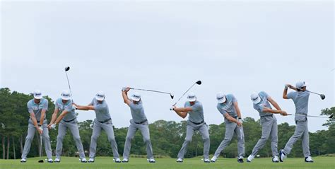 correct golf swing sequence swing sequence keegan bradley photos golf digest