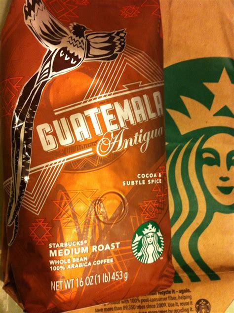 Guatemala Antigua   Starbucks Coffee   Variedad   Pinterest   Starbucks, Coffee and Antigua