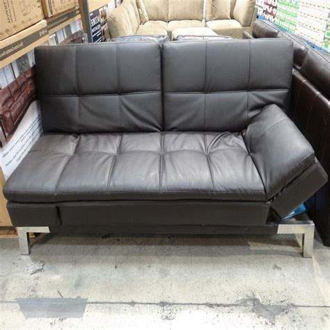 leather futon costco leather sofa beds costco teachfamilies org