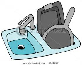 dishes in sink clipart clipart suggest