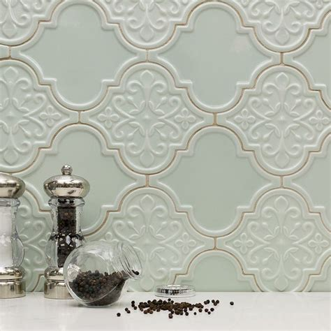 25 best ideas about arabesque tile on