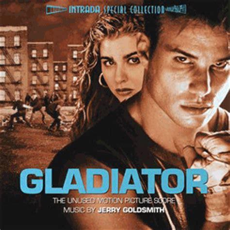gladiator film score lyrics gladiator unused score soundtrack 1992