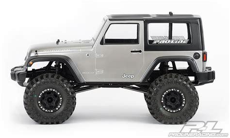 Proline Jeep Pro Line 2009 Jeep Wrangler 3322 For Rock Crawler