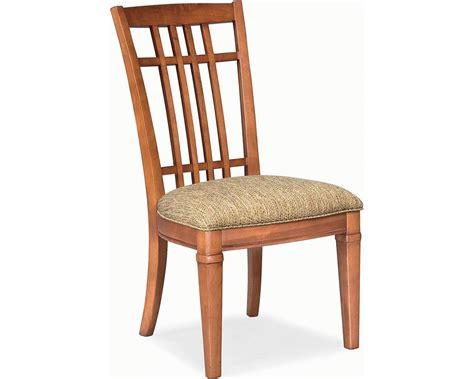 Thomasville Dining Chair Bridges 2 0 Side Chair Newbridge Thomasville Furniture