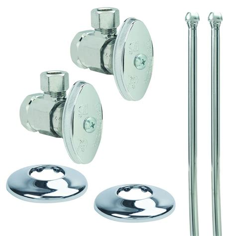 Plumbing Supply Novi Mi by Upc 026613139951 Brasscraft Flanges Faucet Kit 1 2 In