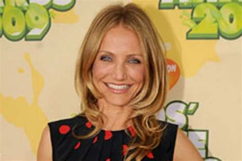 Cameron Diaz Is A Tipsy by Cameron Diaz Dating A Rod