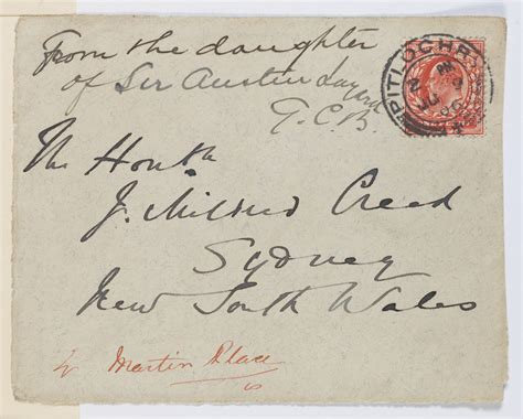Service Letter Hc Sl 61 61 letters to mildred creed indigenous languages