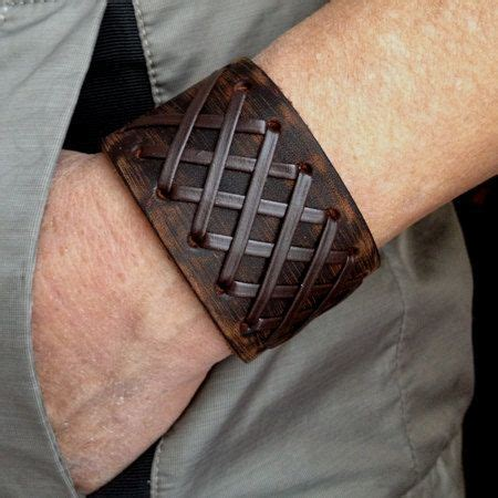 leather tattoo best 25 leather jewelry ideas on diy