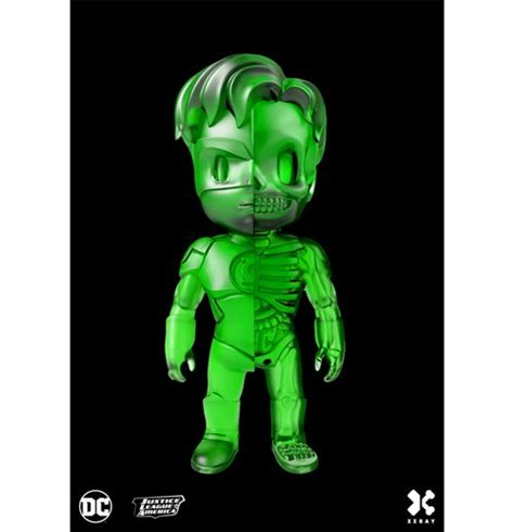 Xxray Green Lantern Dc Comics dc comics xxray figure green lantern clear green edition 10 cm for only c 28 02 at