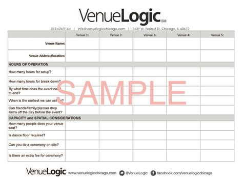 rental walk through template what questions to ask at your venue walkthrough venue