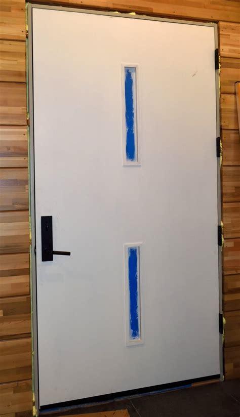 standard pre hung door specs non warping patented