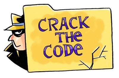 can you crack the code? thinglink
