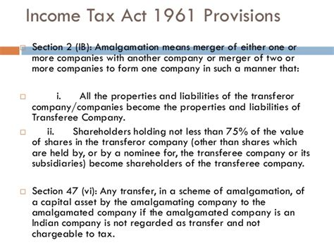 section 2 47 of income tax act tata corus deal