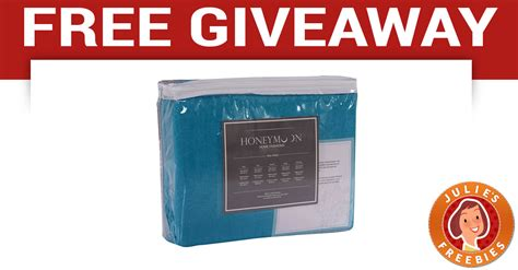 Free Honeymoon Giveaways - free honeymoon bed sheets giveaway julie s freebies