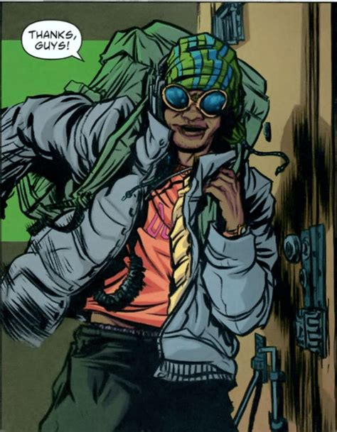 Awesome Musician Series dropping a beat five fictional comic book musicians