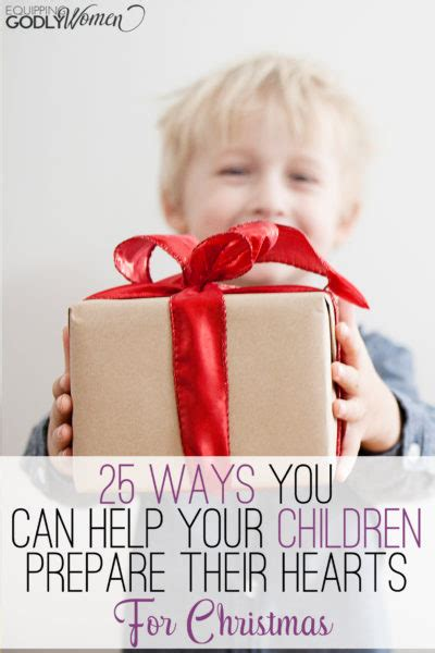 four ways to help prepare your child for first communion 25 ways you can help your children prepare for christmas