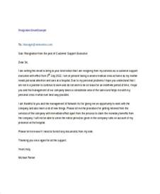 Can You Email A Resignation Letter by 17 Resignation Email Exles Sles