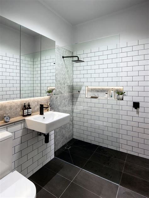 bathroom tile grouting subway tiles with grout home design ideas pictures
