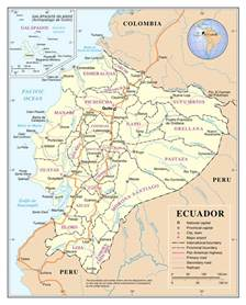large detailed political map of south america south large detailed political and administrative map of ecuador