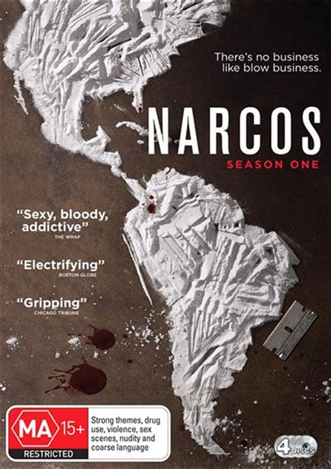 buy narcos season   dvd sanity