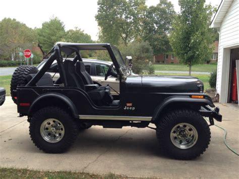 Jeep V8 1977 Jeep Cj5 V8 304 Classic Jeep Cj 1977 For Sale