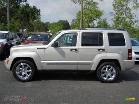 2008 Jeep Liberty Limited 4x4 2008 Jeep Liberty Limited 4x4 In Light Graystone Pearl