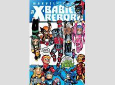 X-Babies Reborn Vol 1 | Marvel Database | FANDOM powered ... X Babies