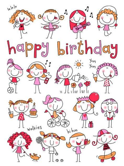 imagenes happy birthday girl las 25 mejores ideas sobre feliz cumplea 241 os vintage en