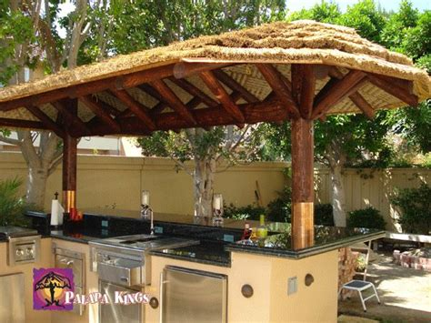 palapa kings custom south african reed palapa photo