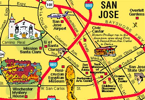 san jose south map schedule of events archives s suite
