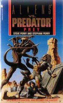Vs Novels aliens vs predator novel series