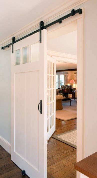 Interior Barn Doors For Homes You Know I Have A Thing Installing A Sliding Barn Door