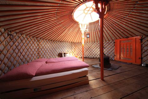 tende yurta pernottamento in yurta