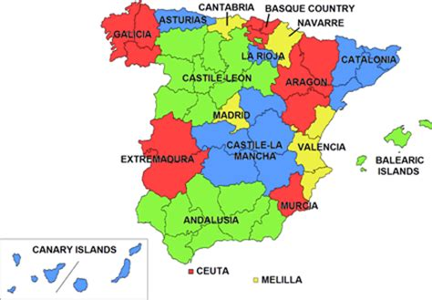 united states map with cities in spanish how to apply to the north american language culture