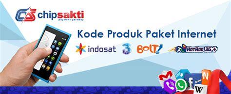 kode paket internet indosat ppob bukopin chip sakti bisnis loket pembayaran online