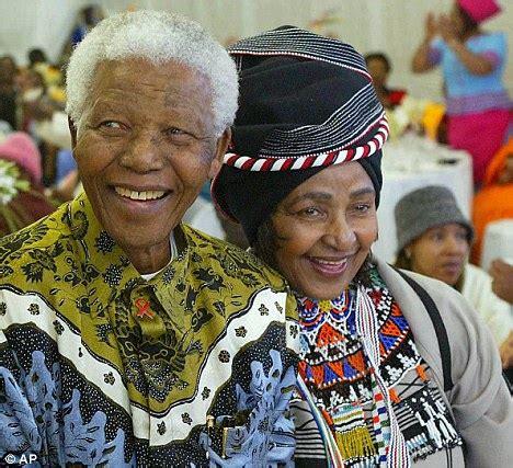 nelson mandela's ex wife accuses former president of