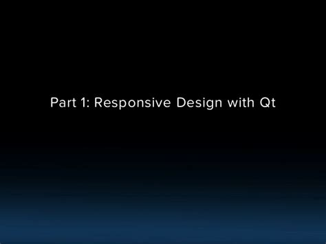 qml layout percentage quot how to develop with qt for multiple screen resolutions