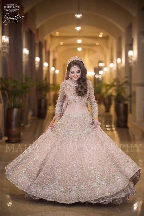 Pakistani bride   Pakistani bridal dresses in 2019