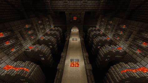 Minecraft Chandelier Ideas Minecraft Dwarven Entrance Hall Alternative View By