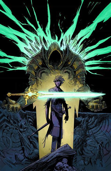 diablo sword of justice aaron williams fresh comics
