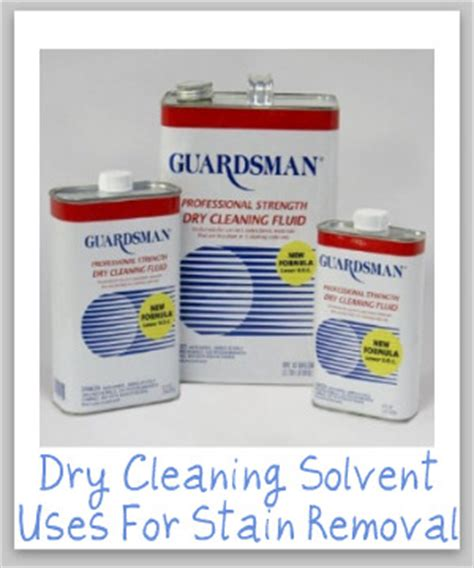 dry solvent upholstery cleaner ultimate guide to using dry cleaning solvent uses for