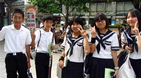 school uniforms clothing from japan