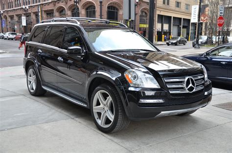 Used Mercedes Gl550 by 2012 Mercedes Gl Class Gl550 4matic Stock Gc1883a